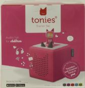 tonies 10056 Pink toniebox Starter Set - special offer